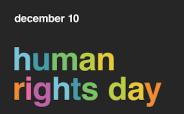Brian Sims: Human Rights Day
