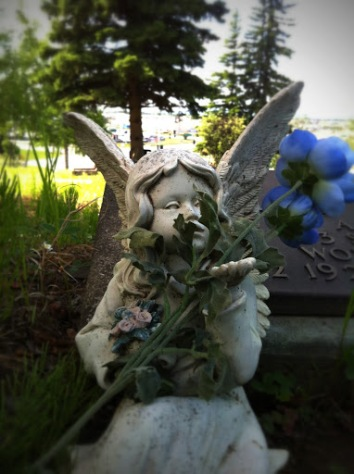 By Georgie's Grave: Patron Saint Madame
